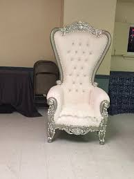 throne chair rental sliver throne chair single abbott and sons party