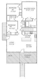 architecture design plans narrow lot cottage 13095fl architectural designs house
