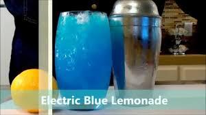 blue raspberry margarita electric blue lemonade youtube