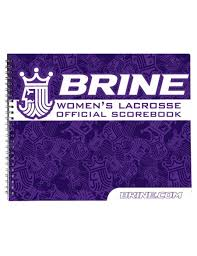 brine women u0027s score book lax kong usa your authority for