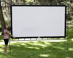 backyard movie nights more entertaining with the right gadgets