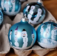 best collections of homemade kid christmas ornaments all can