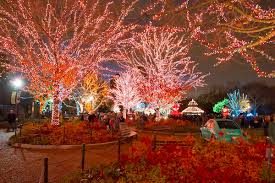 christmas light festival near me all is bright at these city and suburban holiday light displays