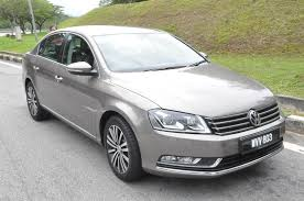 volkswagen sedan malaysia the volkswagen passat advanced comfort is only for those who