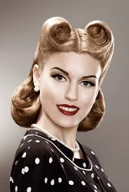 hairstyles pin curls 50s hairstyles short pin up hairstyles