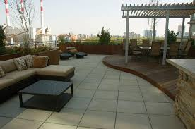 Rooftop Patio Design Urban Landscape Design New York City Kokobo Greenscapes 415