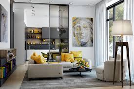 yellow living room design centerfieldbar com