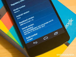 android version 4 4 4 notice android 4 4 4 for many nexus device moto g