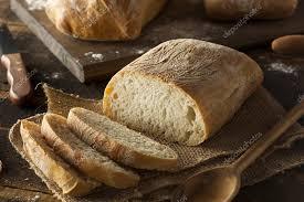 pane ciabatta fatto in casa crosta di pane ciabatta fatto in casa â foto stock â bhofack2