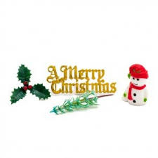 Cheap Christmas Cake Decorations Uk by Christmas Cake Decorations And Toppers Uk Candle U0026 Cake Party Shop