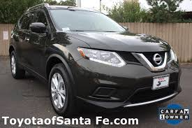 nissan rogue midnight jade pre owned 2016 nissan rogue sv sport utility vehicle in santa fe