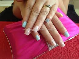 eye candy nails u0026 training acrylic nails with pastel gelish gel