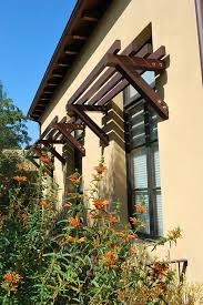 Wood Awning Design Exterior Window Awnings Amazing Bedroom Living Room Interior