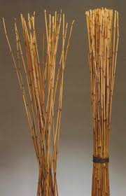 Decorative Bamboo Sticks Dry Craft Bamboo Bundles