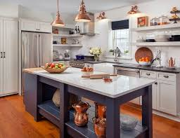 White Pendant Lights Kitchen by Copper Pendant Light Kitchen Farmhouse With Window Over Sink
