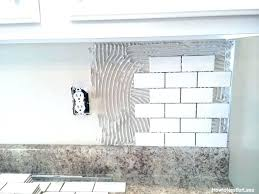 kitchen backsplash tile installation installing subway tile large size of kitchen tile home depot cheap