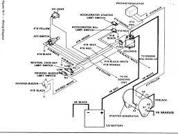 gas club car golf cart wiring diagram gas wiring diagrams collection