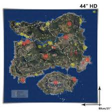 pubg map loot pubg map poster playerunknown s battlegrounds tactical map loot