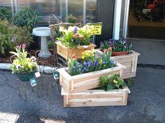 Large Planter Box by Cedar Box Joint Planter Box Pots Planters U0026 Stuff Pinterest