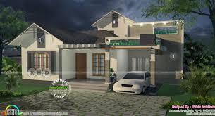 1850 square feet mezzanine floor home kerala home design and