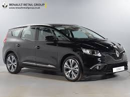 used renault grand scenic cars for sale motors co uk