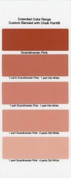 scandinavian color chalk paint sle board colors all in a row the purple painted lady