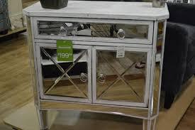 nightstands 3 drawer mirrored nightstand ikea dresser malm