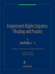 employee rights litigation pleading and practice lexisnexis store