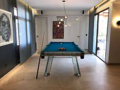 what are pool tables made of filotto crystal pool table by adriano design pool table game