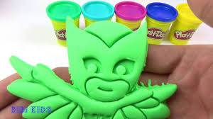 pj mask play doh portugal pj masks play doh surprises gekko