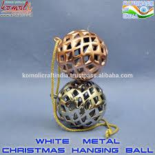 metal christmas ornaments engraved metal christmas ornaments