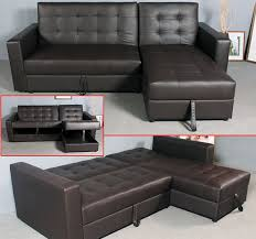 Sofa Bed With Storage Drawer Sofas Awesome Couch With Storage Drawers Black Living Room