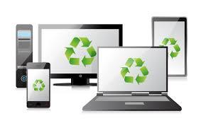 computer recycling u0026 disposal data destruction all green