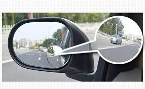 Where To Install Blind Spot Mirror Blind Spot Mirror 2 Pack Universal Frameless 2