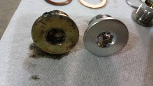 lexus v8 diff changing differential u0026 transfer case fluids pics included