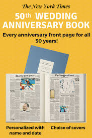 customized anniversary gifts 50th wedding anniversary gifts best gift ideas for a golden