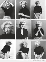 Marilyn Monroe Meme - many faces of marilyn monroe by ben meme center