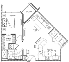 walk in closet floor plans studio 1 2 bdrm floor plans at centric gateway apartments