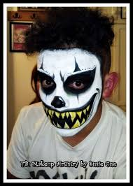Scary Clown Halloween Costumes Men Scary Clown Clown Makeup Halloween Makeup Makeup Artistry
