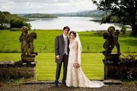 wedding backdrop ireland isle castle northern ireland wedding venues