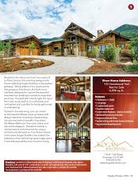 Unique Design Home Builders Inc by Parade Of Homes 2016 By Ballantine Communications Issuu