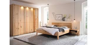Schlafzimmer Thielemeyer Thielemeyer Bett Pura Massivholzbett In Buche