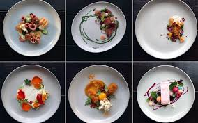 haute cuisine dishes finally someone made junk food look as as it tastes travel