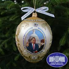 2009 barack obama administration ornament