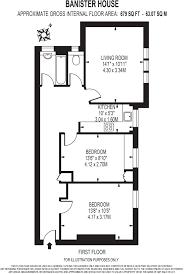 Banister House 2 Bedroom Flat For Sale In Banister House Hackney E9 E9