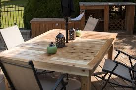 large outdoor dining table 62 most awesome diy patio table large outdoor dining making a