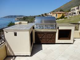 outdoor kitchen doors lightandwiregallery com