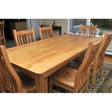 unfinished kitchen furniture unfinished kitchen table attractive custom built amish chairs for