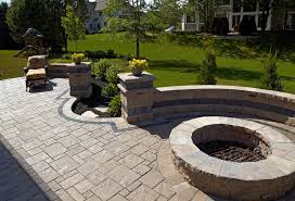 Backyard Patios With Fire Pits Brick Patio Ideas With Fire Pit Ideas Of Brick Patio Designs