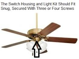 ceiling fan motor screws how to diagnose and repair noisy ceiling fans the home depot community